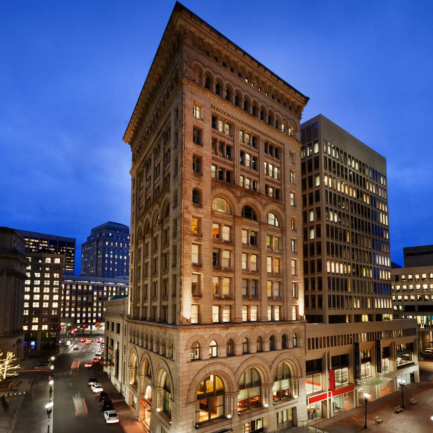 Hotels In Boston >> Ames Boston Hotel Boston Massachusetts 57 Verified