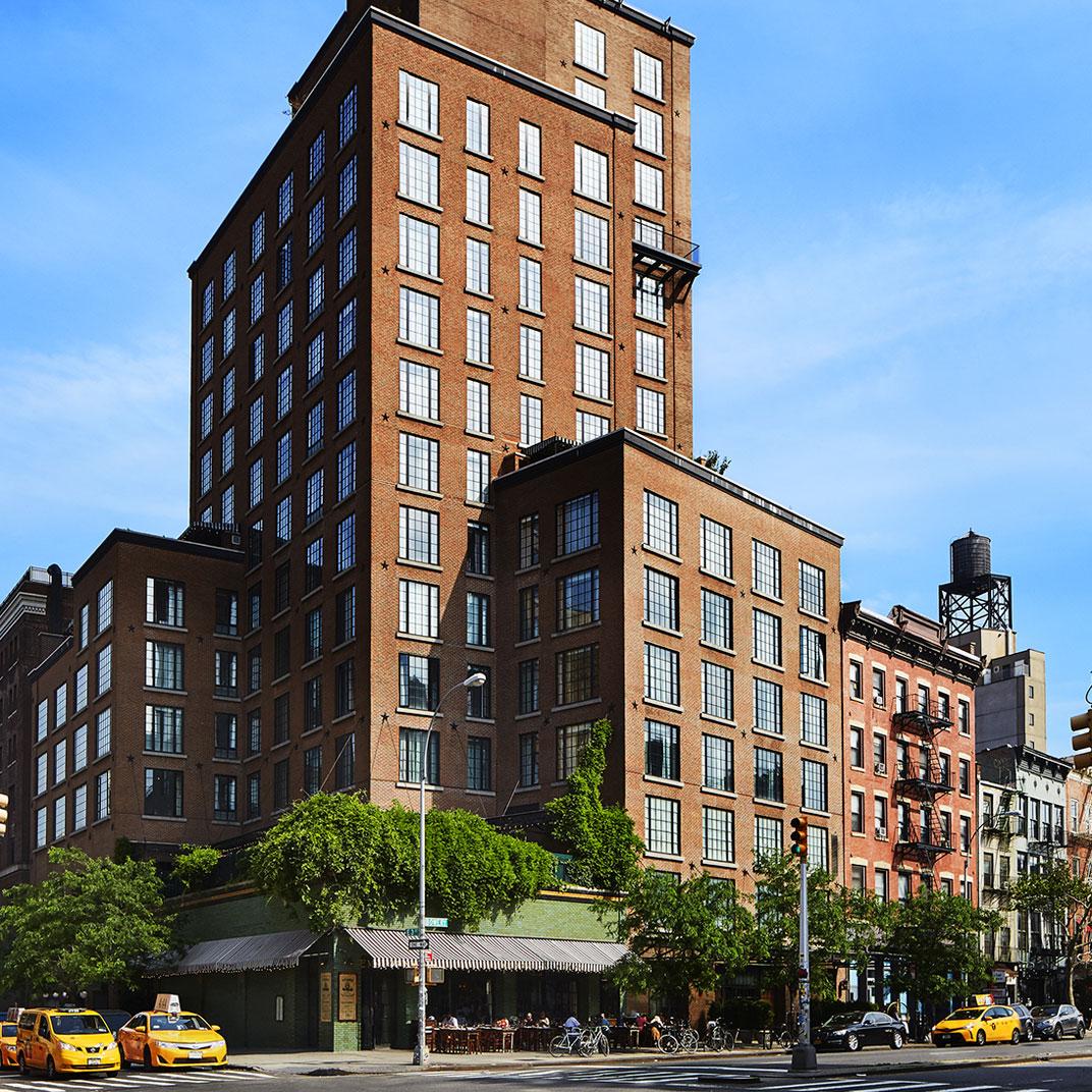 The bowery hotel nueva york estado de nueva york 447 for Tablets hotel