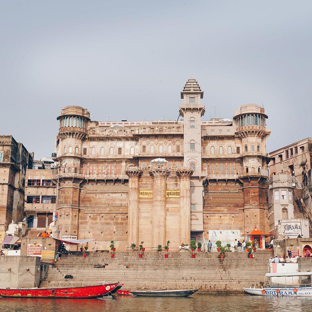 Brij Rama Palace Varanasi