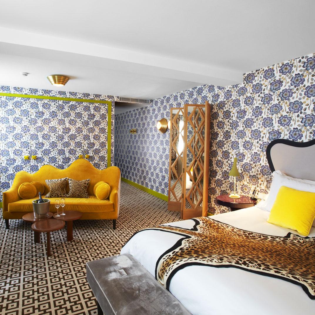 图米厄酒店(Hôtel Thoumieux)
