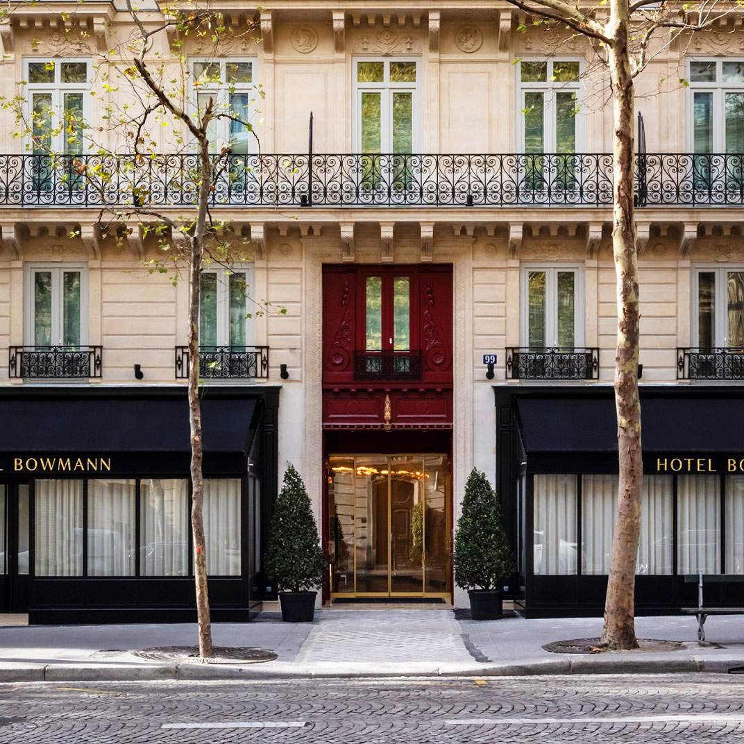Hotel Bowmann Paris