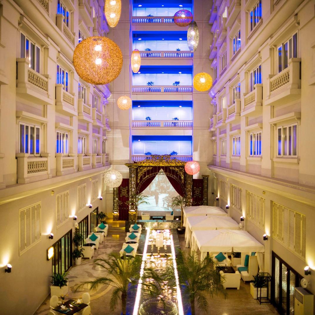 河内歌剧院酒店(Hotel de l'Opera Hanoi)