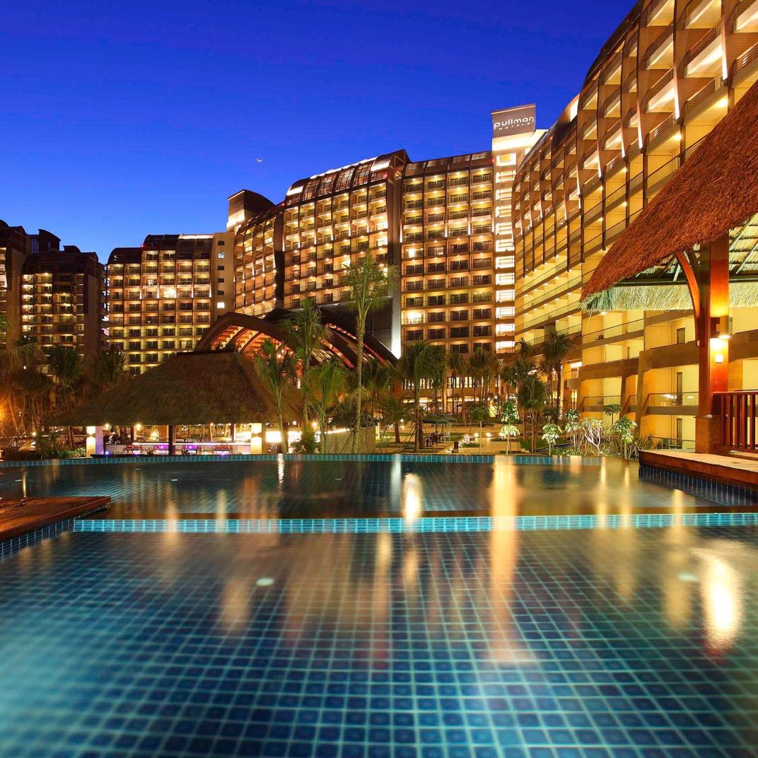 三亚湾海居铂尔曼度假酒店(Hotel Pullman Oceanview Sanya Bay Resort & Spa)