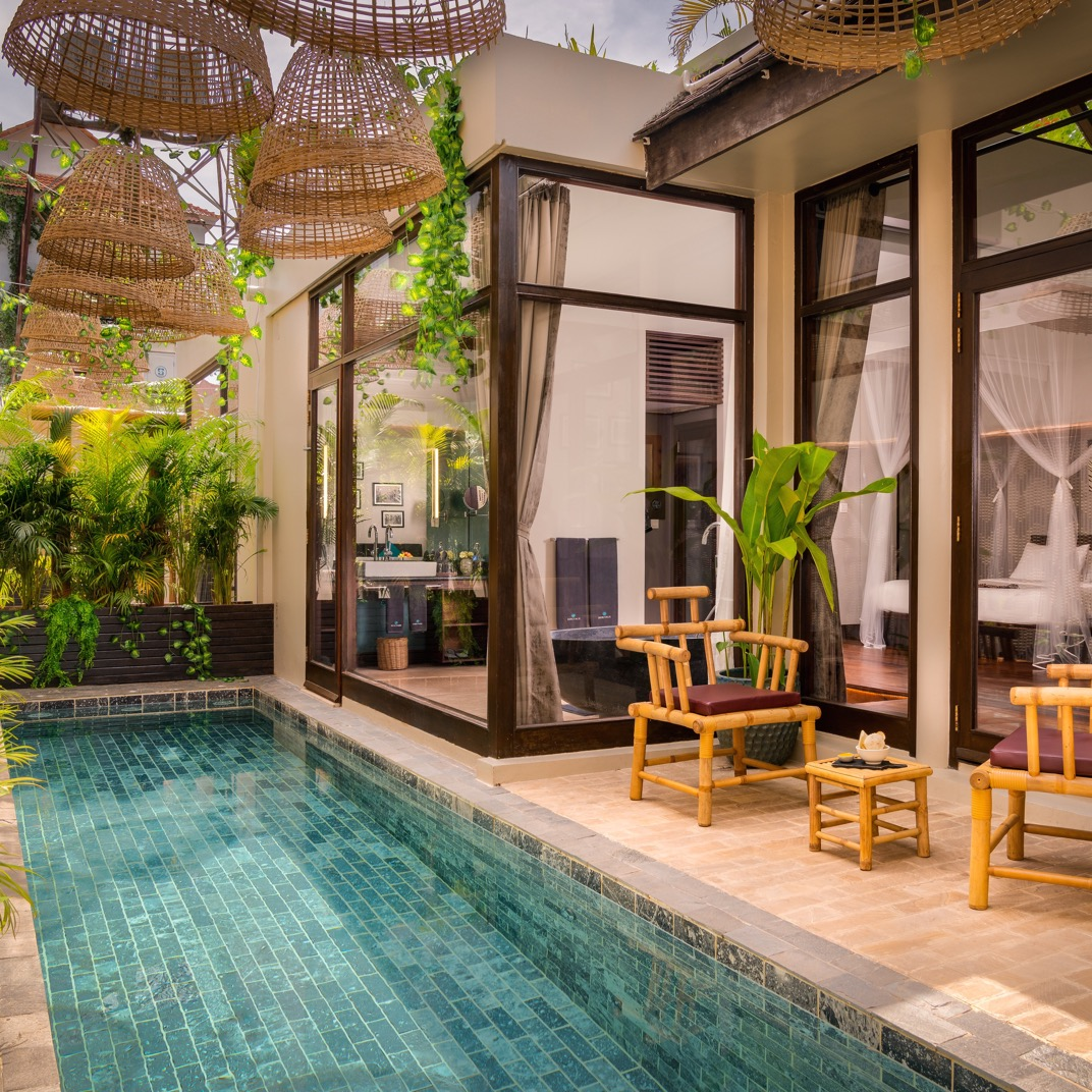 传承套房酒店(Heritage Suites Hotel)