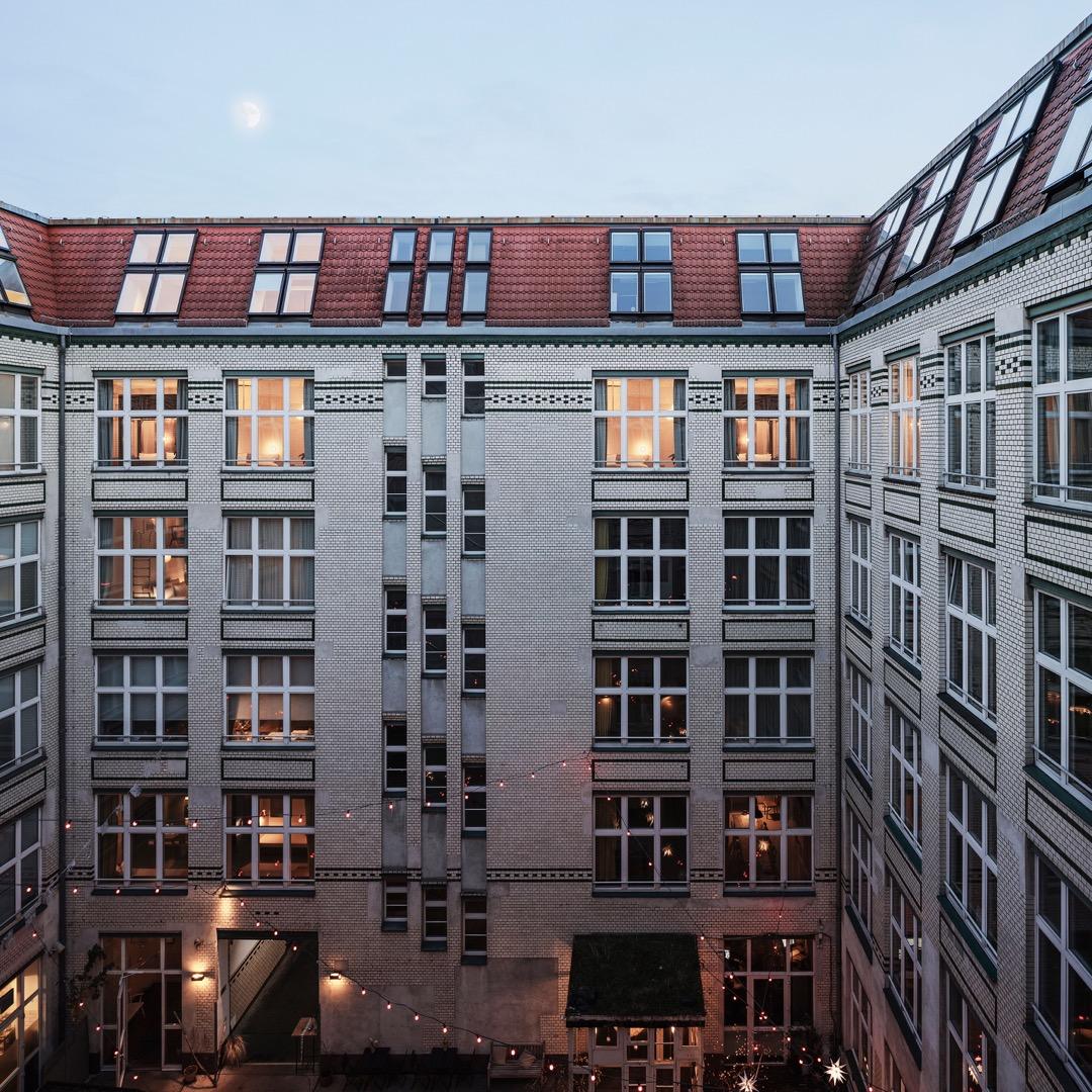 米歇尔伯格酒店(Michelberger Hotel)