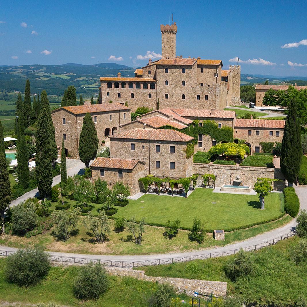 Castello Banfi - Il Borgo Relais & Chateaux