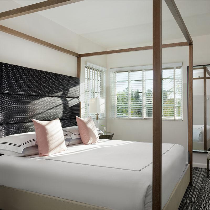 Ocean Front Hotel Room In Surf City Nc
