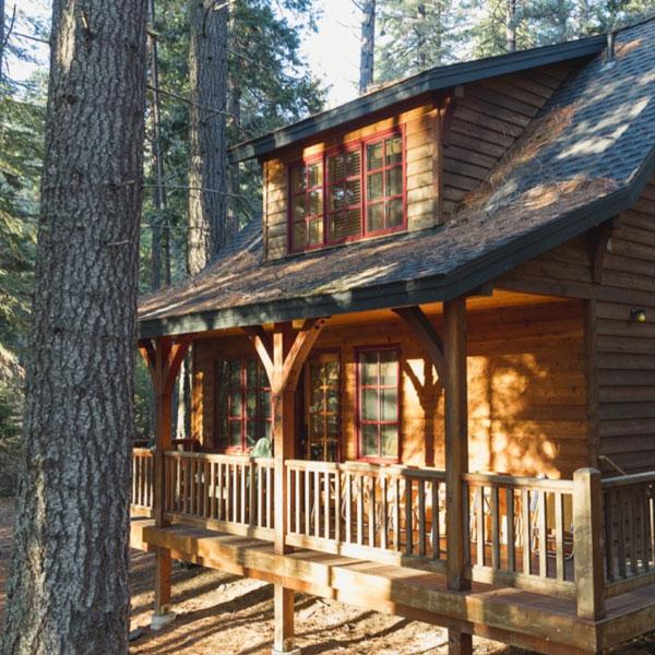Premium Lakeside Cabin
